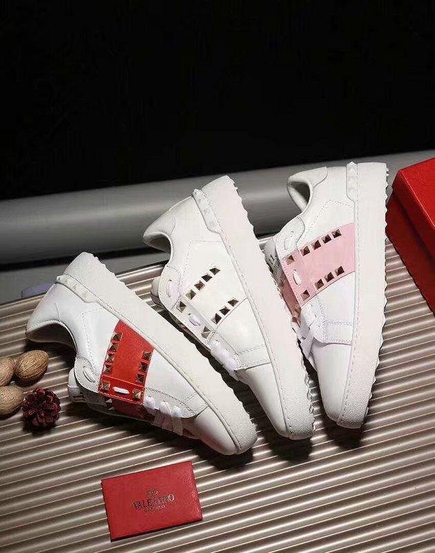 7ead1e20d8fb7 Giuseppe Zanotti GZ Christian Louboutin Valentino Running Shoes Women And  Mens Top Sport Sneakers Luxury Brand Rivet Flat Shoes Have Box LV  Comfortable ...