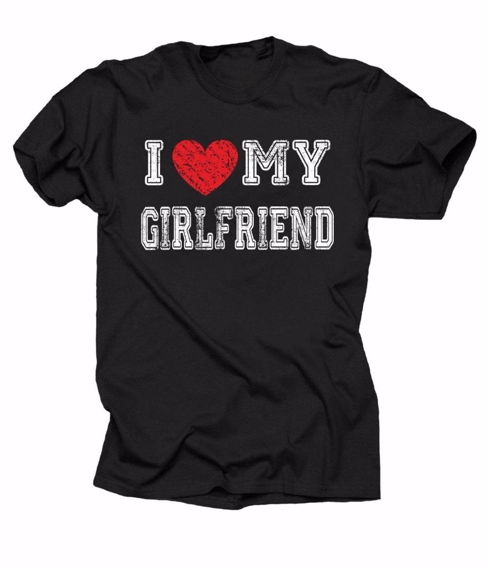 Wholesale T Shirts Printing O Neck Short Sleeve Gift For Boyfriend T