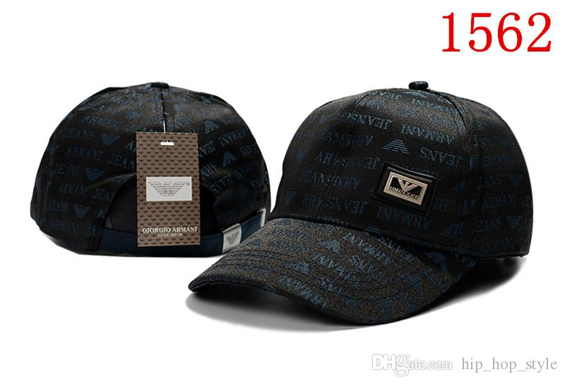 296da548af156 2019 New Fashion Summer Designer Hats Baseball Cap Men Women Snapback  Trucker Letter Brand Luxury Sun Hat Sports Unisex Gorras Caps Leather Hats  The Game ...