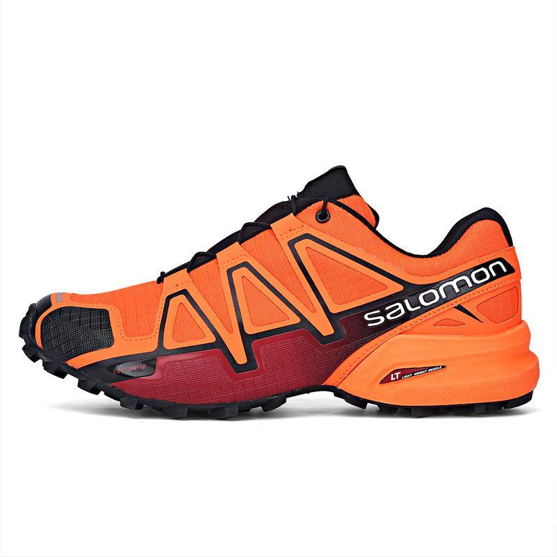 prix le plus bas 7fd63 f024a Salomon Speed Cross 4 CS cross-country running Sneakers Male Athletic Sport  SPEEDCROS