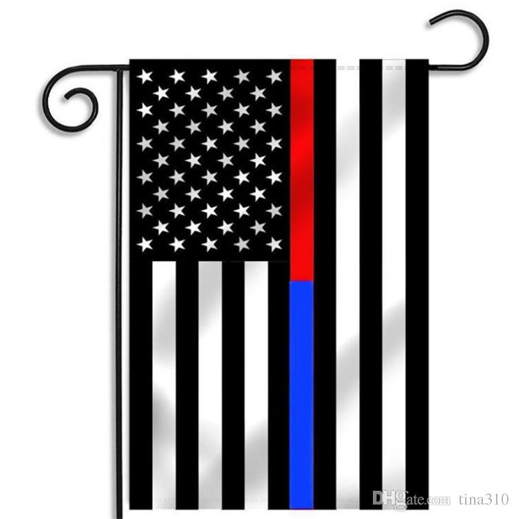 35*45см США флаг сада полиэстер украшения дома флаг красный белый синий флаг полиэфирные полосы США Звезды баннер флаги I239