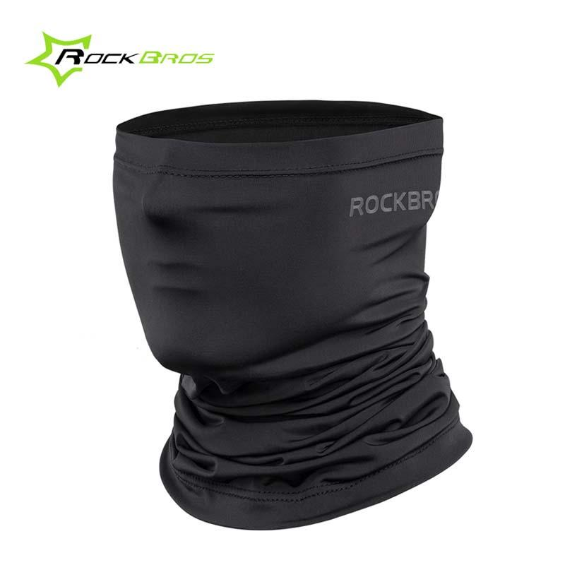 Rockbros Cycling Face Mask Women Men Summer Anti-UV Outoodr Sport Mask Bandana Breathable Running Camping Hiking Bike Cap Scarf