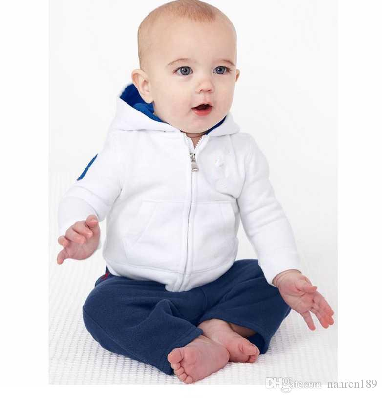 d89a970db57d 0-2Y Cotton Newborn Baby Boy Clothes Baby Girl Clothing Set Suit ...