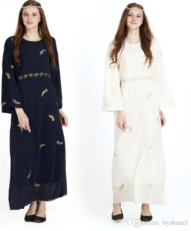 1776c12467c25 Free shipping New Arrival women Long Dresses Muslim Dress Fashion Abaya  Islamic Abaya islamic clothing for women