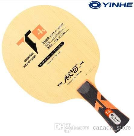 Phenomenal 100 Original Yinhe Galaxy Milky Way T 4S Table Tennis Blade 5 Wood 4 Carbon Pingpong Racket Raquete De Ping Pong Download Free Architecture Designs Ferenbritishbridgeorg