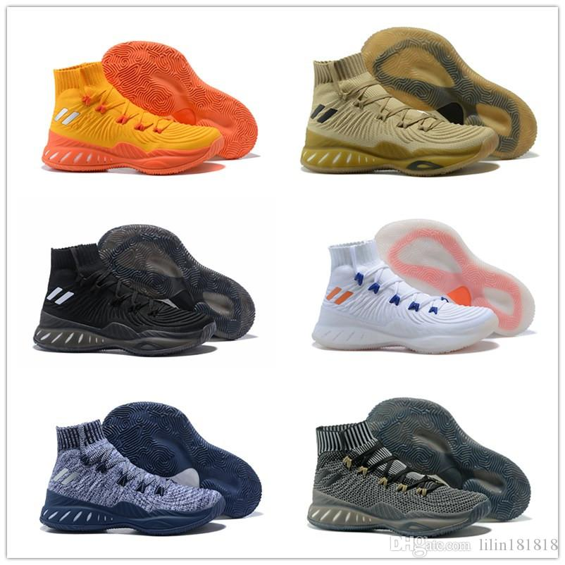 c27cd9483675 2018 Crazy Explosive 2017 Basketball Shoes High Quality Andrew Wiggins  Crazy Explosive Wall 3 Sports Shoes Sneakers