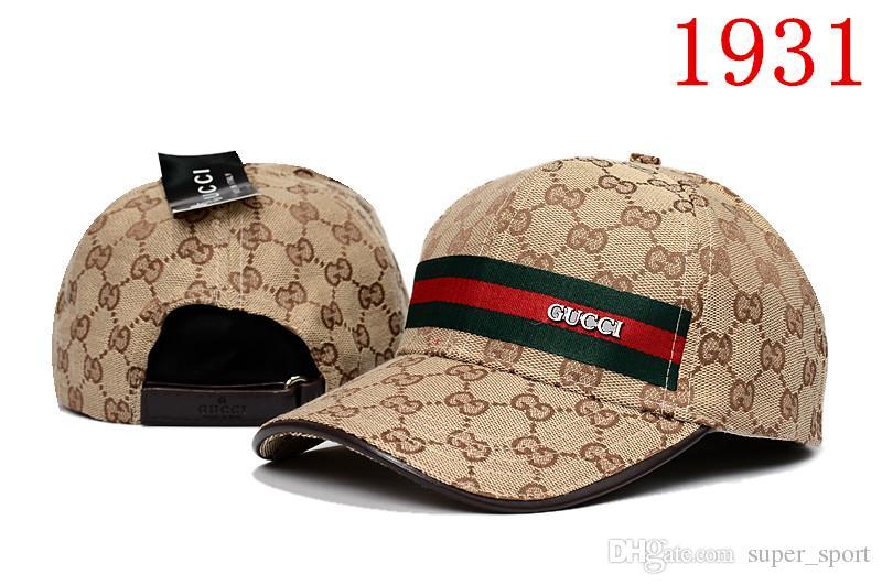Großhandel Modemarke Designer Hüte Golf Cap Für Männer Und Frauen Freizeit  Unisex Hysteresenkappen Baseball Cap Sport Freien Casquette Hut Von  Super sport 0d6c12ac411