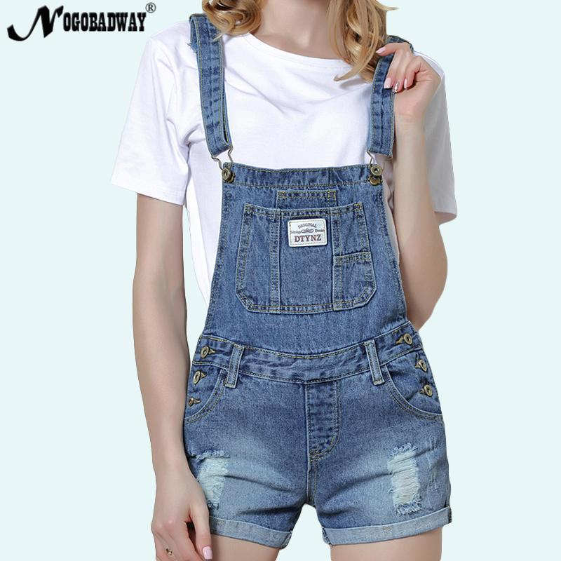 b0efcc0ae7a 2019 Short Denim Jumpsuit Romper Women Summer Overalls Casual Jeans Short  Playsuits Distressed Details Slim Dungarees Femme 2018 NewY1882201 From  Zhengrui05 ...