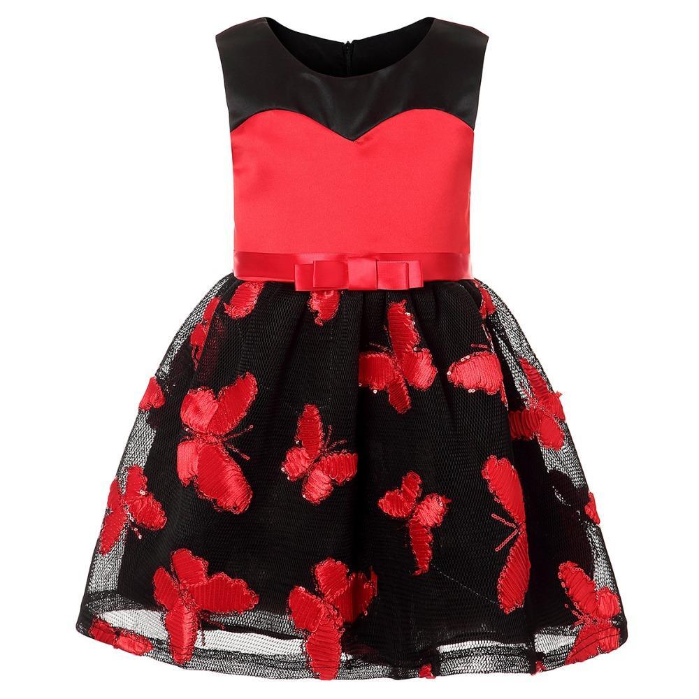 01256450ca9ed flower girl dress Children clothing girl princess party dress kids  communion christmas costume child wedding birthday tutu clothes 2-10T