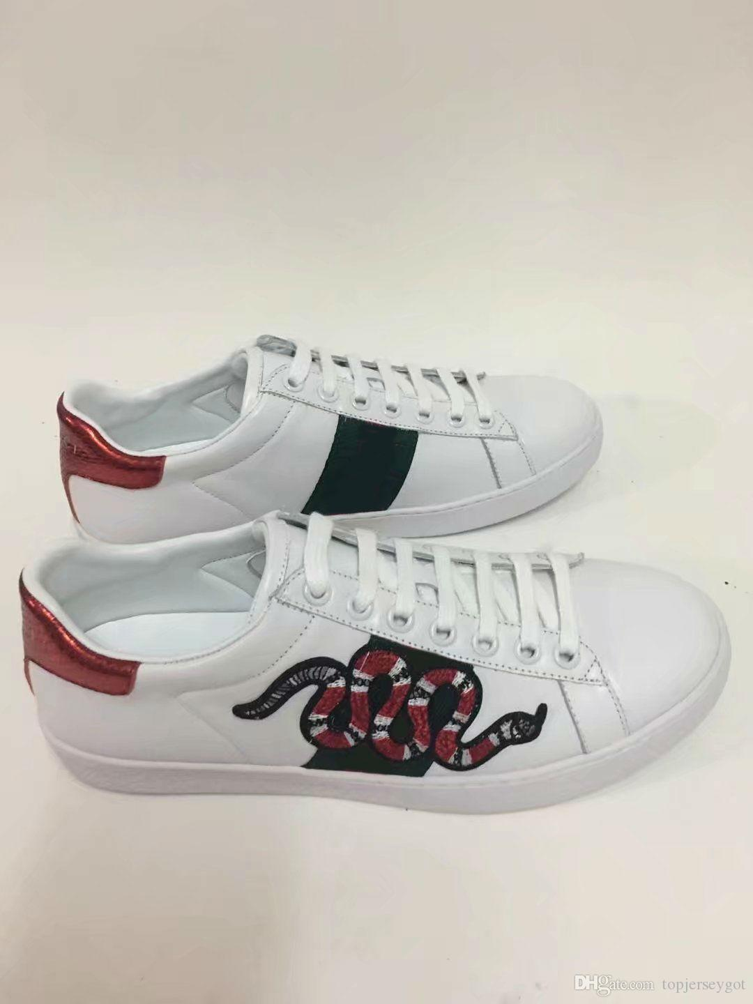 327542a6ba6 New Man Designer Sneakers Falacer Top Quality Casual Ace Shoes ...