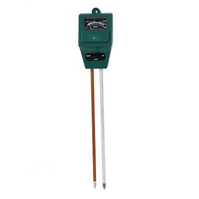 Feuchtigkeit Meter 2018 Boden Hygrometer 3 In 1 Ph Tester Boden Wasser Feuchtigkeit Licht Test Meter Für Garten Pflanze Blume