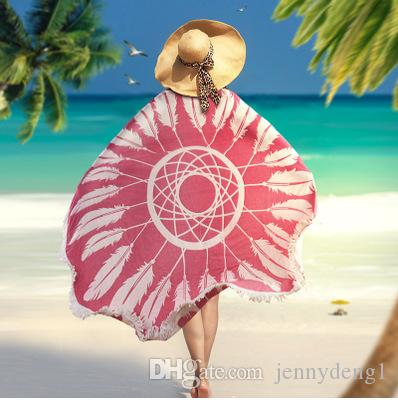 china supplier wholesale turkish customized printing polyester beach towel clips