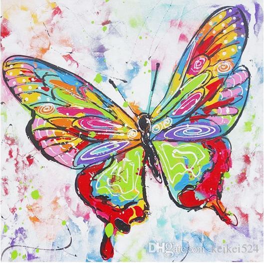 2019 Diy 5d Diamond Painting Butterfly Cross Stitch Diamond