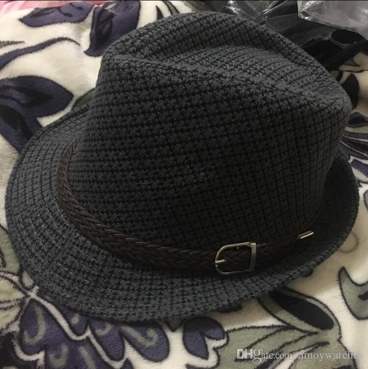 9d0007af2db Jazz Hat Bowler Hats Fedora Hat Autumn Winter Men Fedoras Top Quality  Cotton Cap England Retro Classic Version Bowler Hats Fedora Hat Jazz Hat  Online with ...