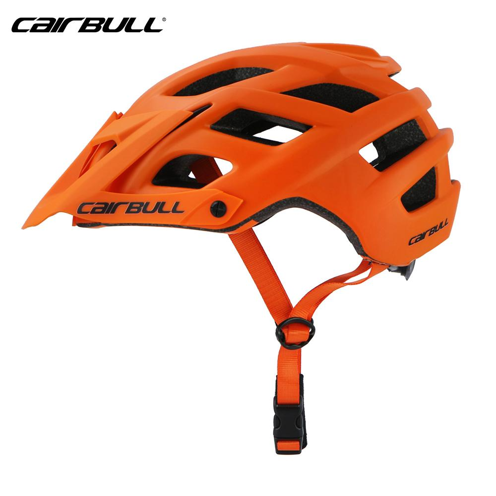 2019 Mountain Men Bicycle Helmet All-terrai Casco Mtb Bike Helmets Riding Sports Safety Helmet Off-road Bmx Cycling Helmet Part Buy One Give One Cycling Bicycle Helmet