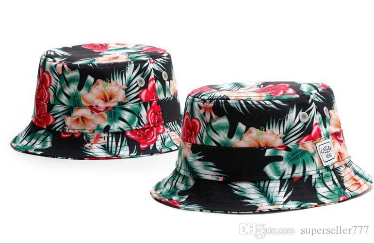 a504d6dfc84 2019 2018 Men Women Snapback Bucket Hats Summer Designer Dad Hats Cayler    Sons Beach Fisherman Hat Baseball Cap Brand Sun Protection From  Superseller777