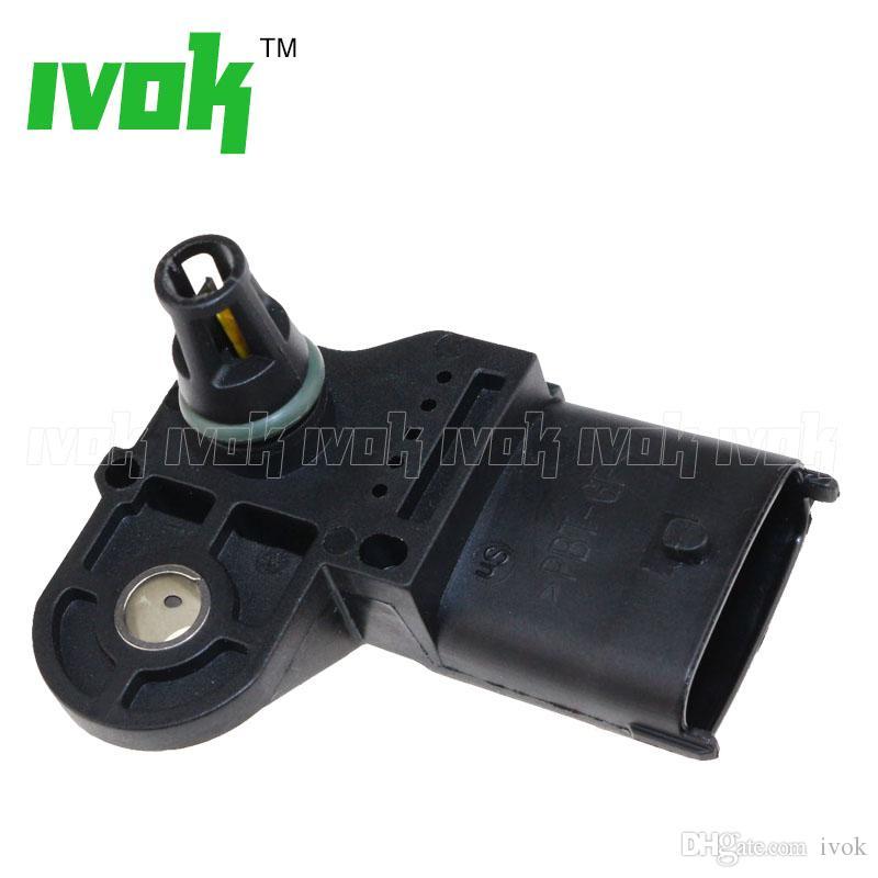 Brand New MAP Sensor For FIAT STILO PANDA 500 HONDA JAZZ MERCEDES 46553045, 71732447, 0261230099, 37830-PWE-G01, 2U1L-9F479-AA