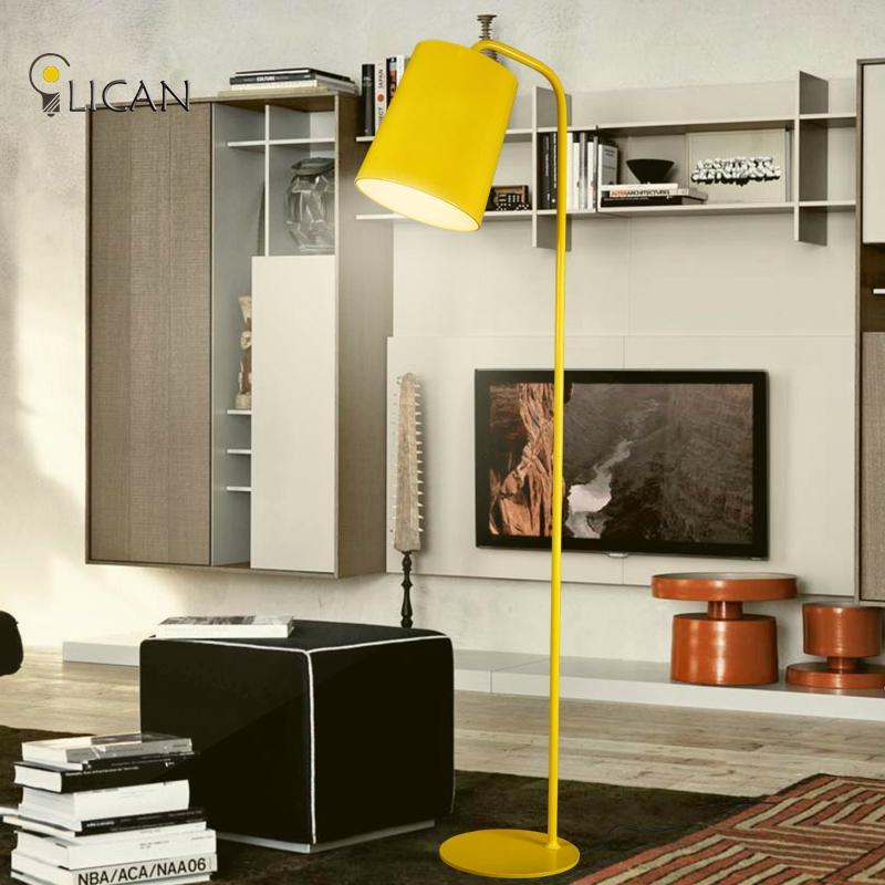 Superieur 2019 LICAN Lights Modern Standing Floor Lamp Metal Floor Lights For Office  Study Room Nordic Standing Light For Office Children From Goddard, ...