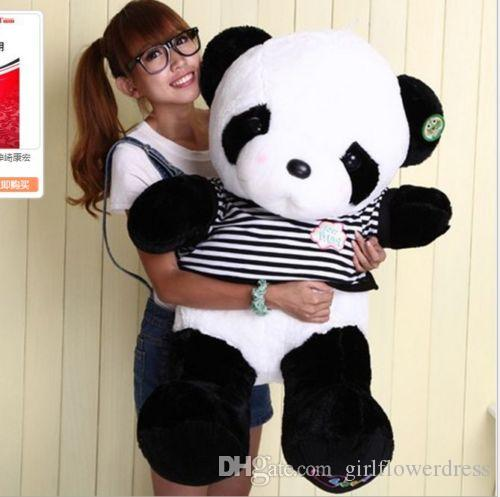 32 Giant Big Panda Teddy Bear Plush Doll Toy Stuffed Animal Pillow