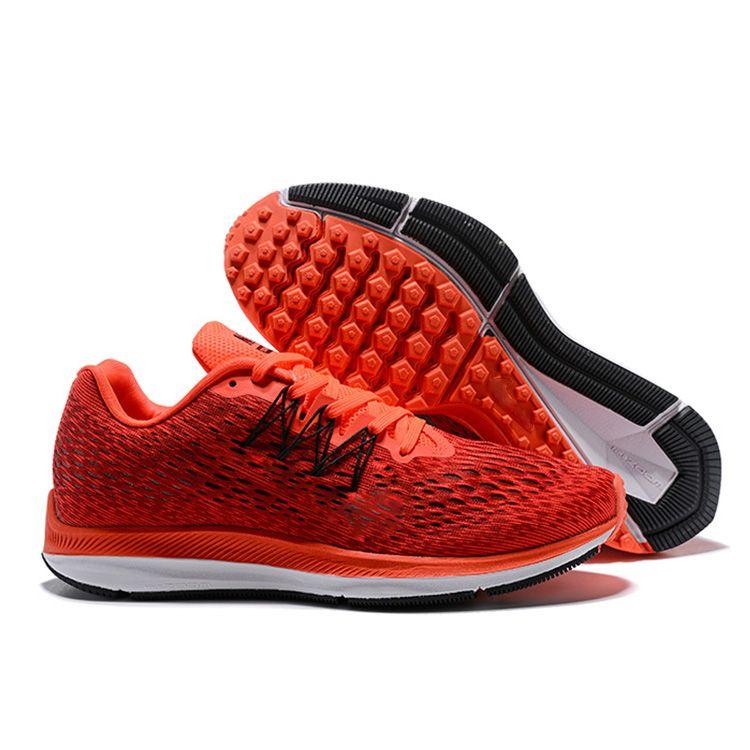 Compre Nike Run Swift 2018 Venta Caliente Zoom Winflo 5 PEGASUS V Zapatos  Casuales Para Alta Calidad Negro Blanco Azul Gris Rojo Hombres Zapatillas  De ... 0e0340308a84f