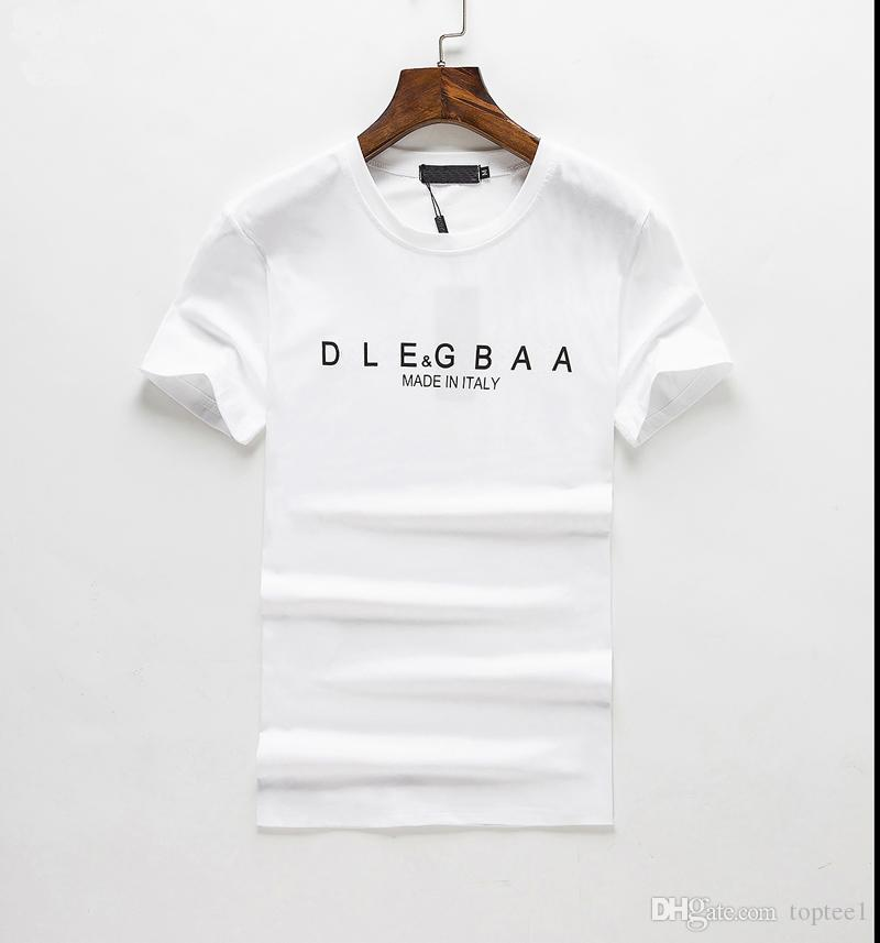 85ff4117405 New Summer Fashion Men S Hip Hop Fit Short Sleeve T Shirt Letter Print T  Shirts For Men Loose Cotton Blend T Shirt Tops  4381 Funny It Shirts  Ridiculous ...