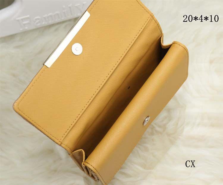 2018 new designer women purse high quality luxury brand famous wallet pu leather 2018 fashion shoulder purses