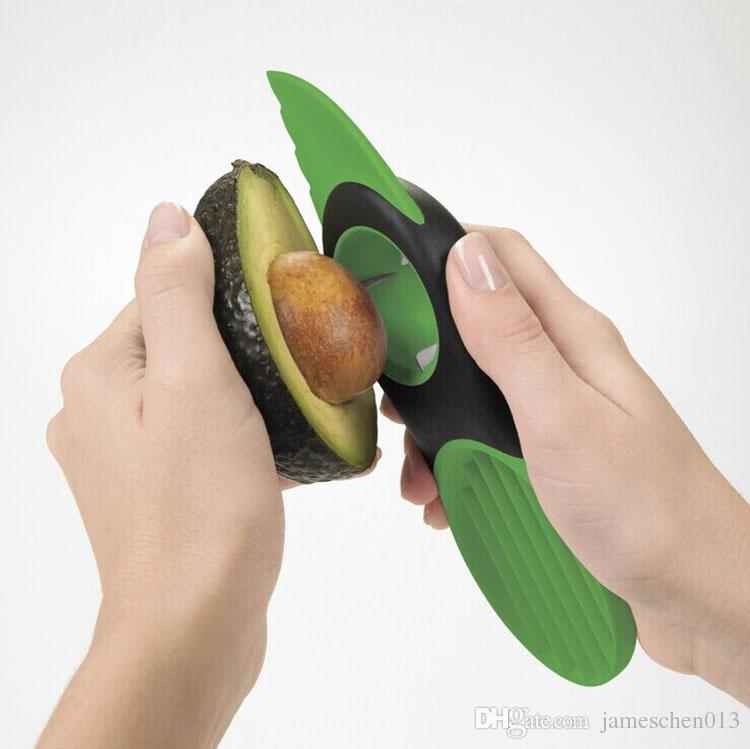 Творческий авокадо дыня совки многофункциональный фруктовые инструменты авокадо овощечистка кухня практическая удобный гаджет