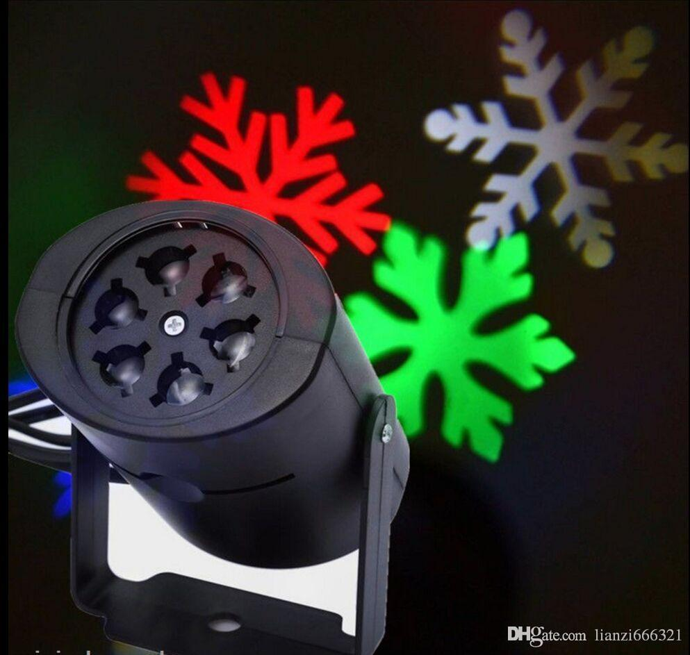2018 Hot New In Outdoor Multi Color Moving Sparkling Led Halloween
