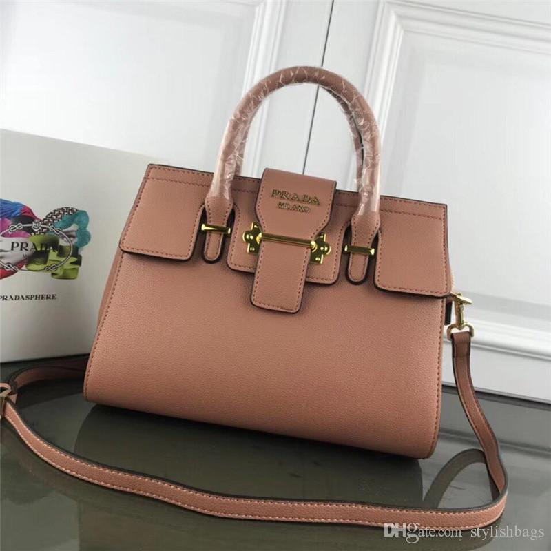 889519b719f2 Women  Genuine Leather Handbags Luxury Lady Large Tote Bag Female Cowhide Shoulder  Bags Casual Crossbody Shopping Bags Fiorelli Handbags Ladies Purses From ...