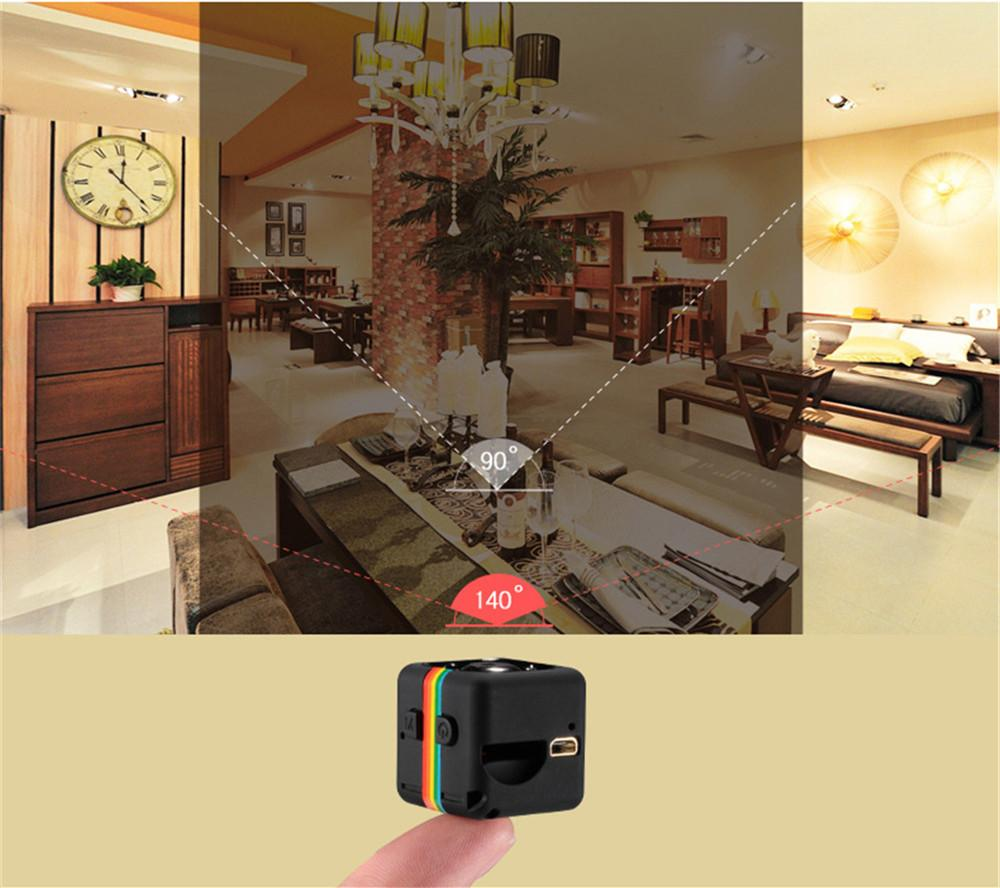 Mini Camera SQ11 SQ8 1080P Full HD Sports Micro Camera Motion Detection Camcorder Infrared Night Vision Video Recorder Wide Angle