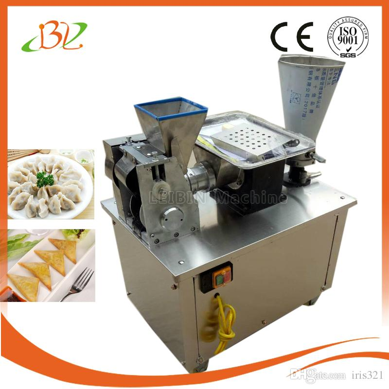 2017 2 2kw 220v or 110v automatic food machine electric dumpling samosa spring roll wonton maker chinese jiaozi dumpling machine samosa machine dumpling