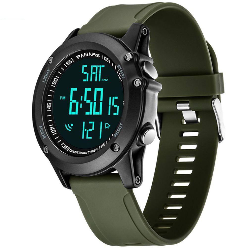 104189a5cc6 Fashion Dual Time Electronic Countdown Men Digital Display Sports Wrist  Watch Watch Men Relogio Digital Watch Shop Online Watches Shop From  Lantana