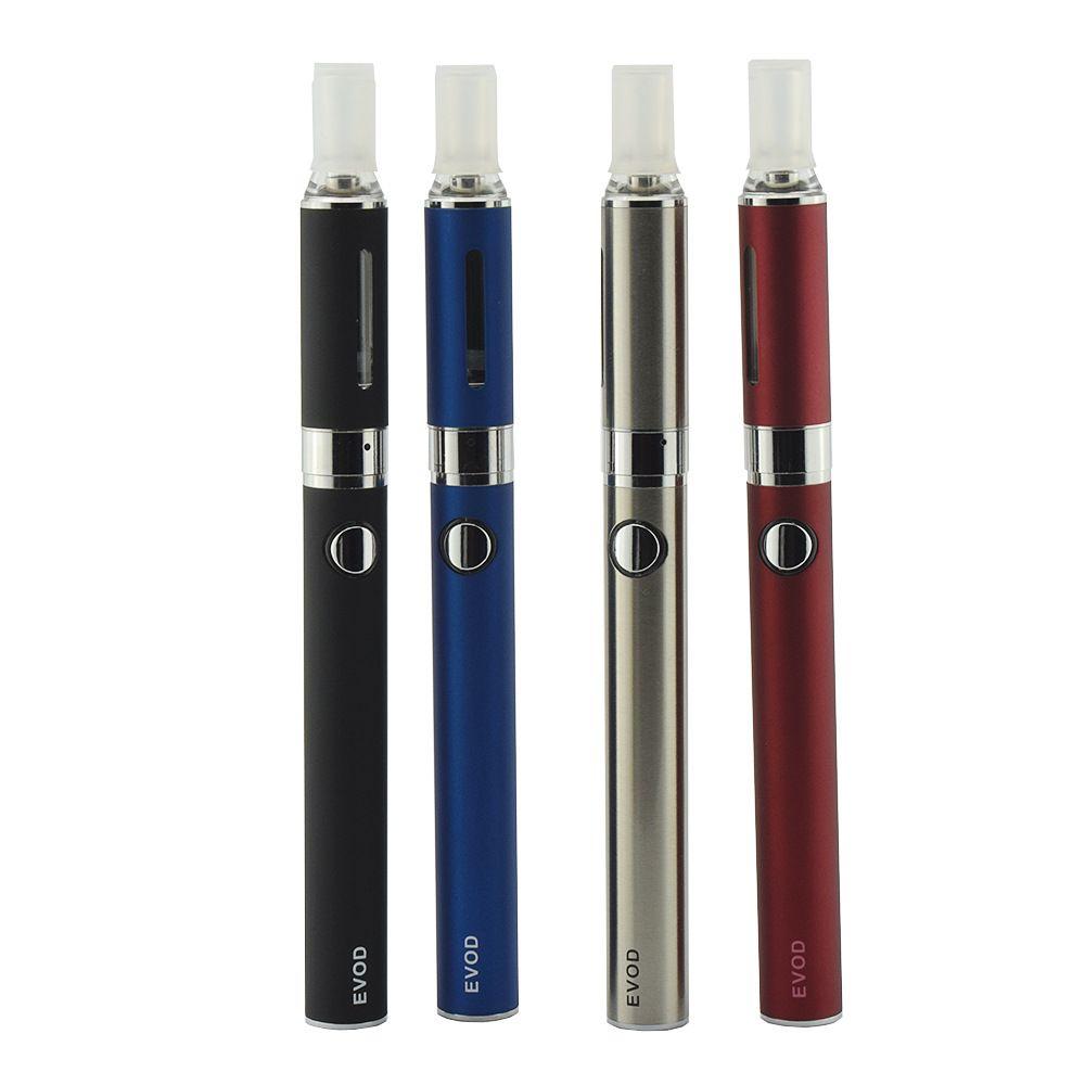 4 In 1 Vaporizer Kit Evod Skillet Glass Globe Ce3 Wax Dry Herb Atomizer 4In1 Vape Pen E Cigarettes Starter Kit