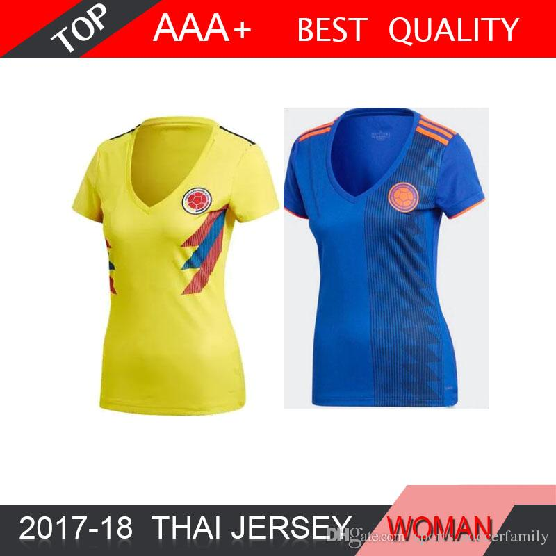 Football Acheter Femmes Jersey Colombie De Dhgate Monde Aguilar Sports Maillot 2018 71 soccerfamily Maillots Accueil com Jaune Coupe Fille Du James 13 Cuadrad Bleue Guarin fbbddfedbcc|Perhaps These People Are SO Passionate