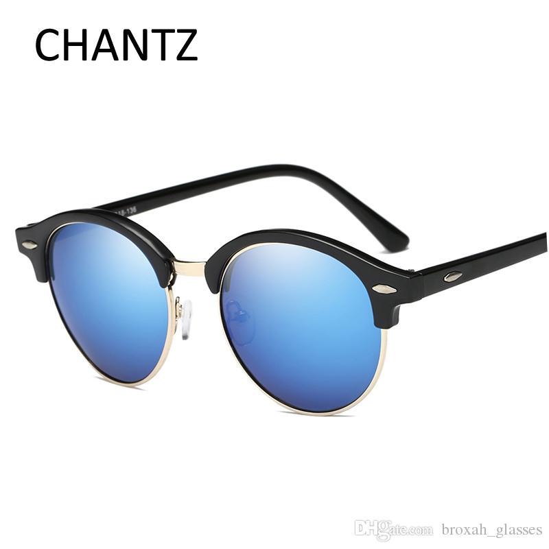 d278c9d0a1c41a Vintage Oval Polarized Sunglasses Women Brand Plastic Mirror Sun ...