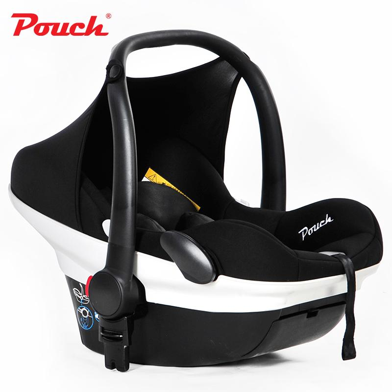 Pouch Baby Baskets Newborn Car Seats Infant Baby Carrier Seat Car ...