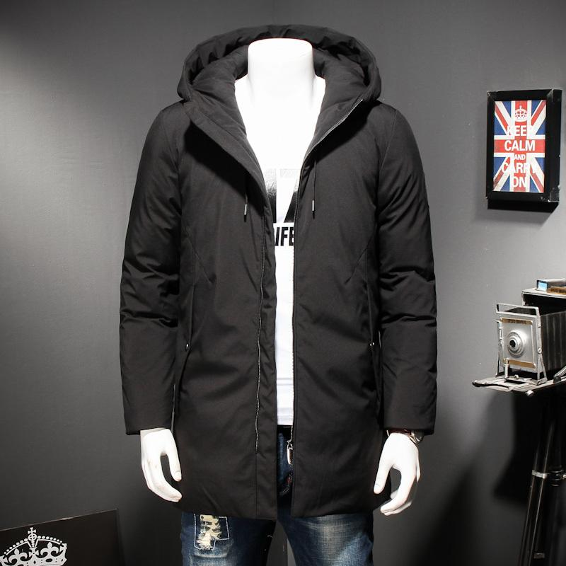 9XL 8XL 6XL Daunenjacke Parka Mantel Hombre Männer Marke Mäntel Qualität Casual Warme Mäntel Herren Winter Parkas Tend Jacken