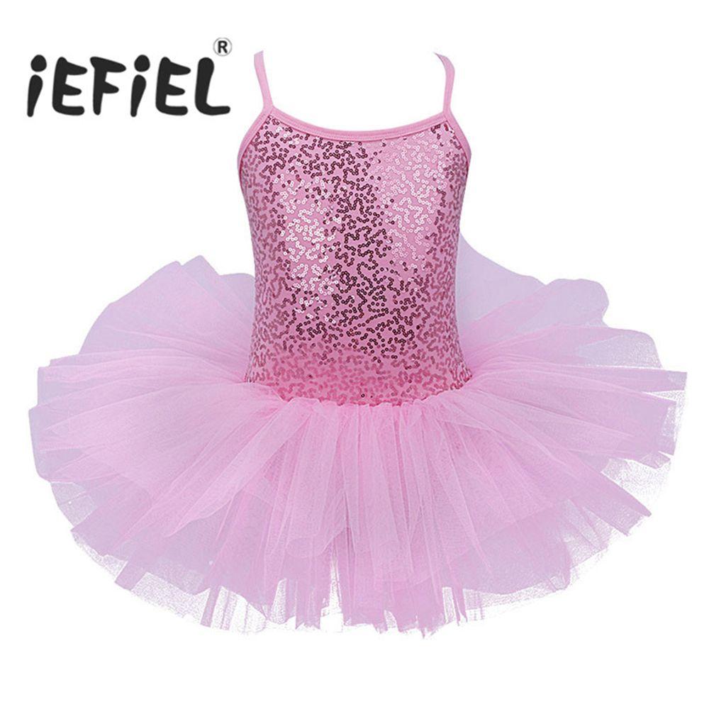 ff7ae28ba 2019 Kids Professional Dancewear Ballerina Clothes Party Fancy ...