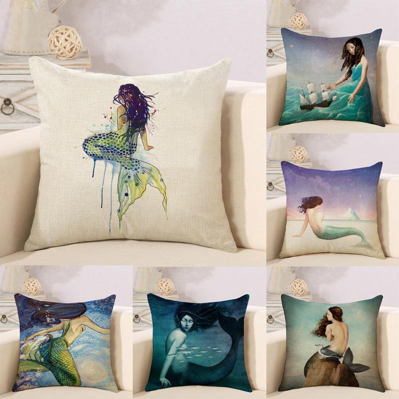 europe and the united states sell mermaid pillow cover custom rh dhgate com