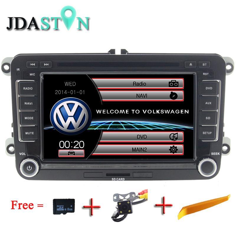 Grosshandel Jdaston Auto Multimedia Player Autoradio 2 Din Dvd Player