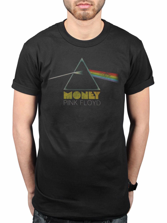 2cb307ad Pink Floyd Darkside Of The Moon Money T Shirt T Shirt Rock Band Fan Cool Tee  Shirt Designs Buy Cool T Shirts Online From Playfulltees, $11.67| DHgate.Com