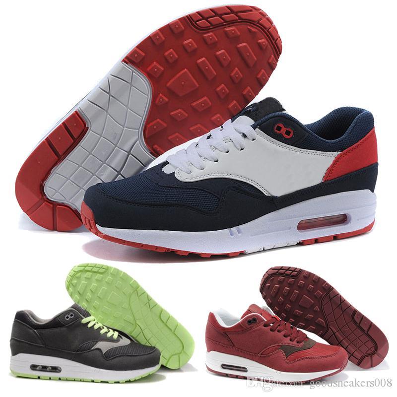 premium selection 3aa03 1140b Acheter Nike Air Max Airmax 90 Nouvelle Arrivée Coussin 87 Drop Shipping  Célèbre Atmos Leopard 87 S Femmes Sports En Cours D exécution Athlétique  Sneaker ...