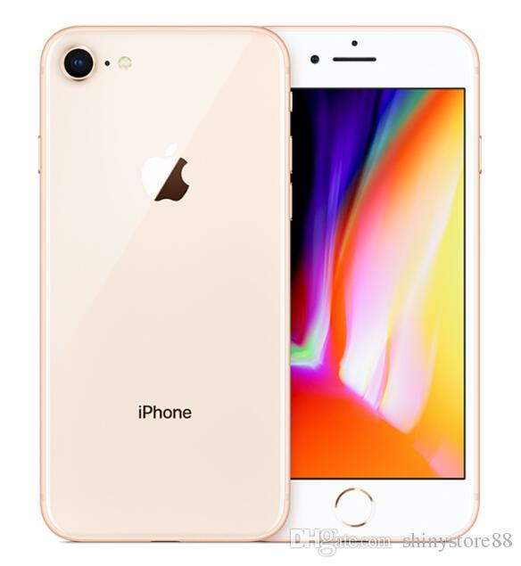 Original Apple Iphone 8 8 Plus Without FingerPrint 64GB/256GB 12.0MP iOS 12 4.7/5.5 Inch Refurbished Unlocked Cell Phone