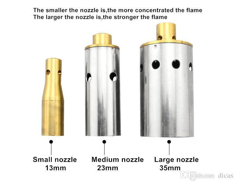 Livraison gratuite ménage muitipurpose liquefier flamme pistolet à gaz torche brûleur de feu brûleur de cuisson pour le barbecue enlever les cheveux en métal processus