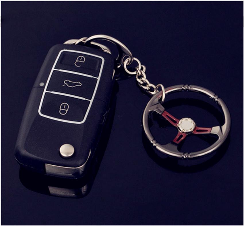 Fashion New Auto Car keychain keyring key chain ring For BMW MINI Cooper S logo F56 F55 R50 R56 A05S