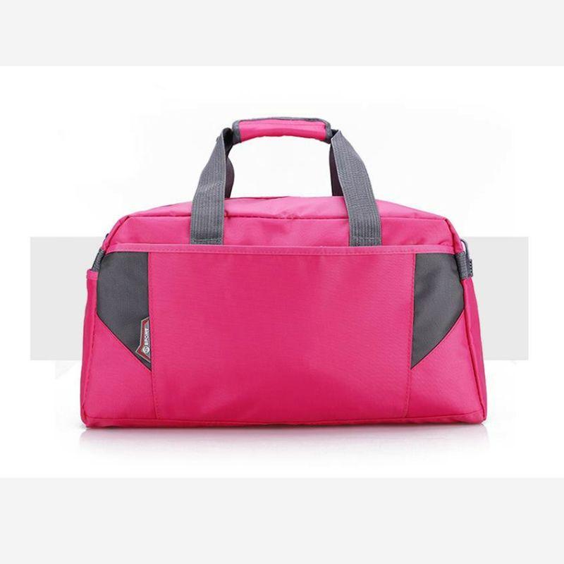 c10720f294 2019 2018 Hot Nylon Sport Gym Bag Outdoor Waterproof Women Handbag School  Fitness Bag For Men Training Camping Female Yoga Duffel From Dragonfruit