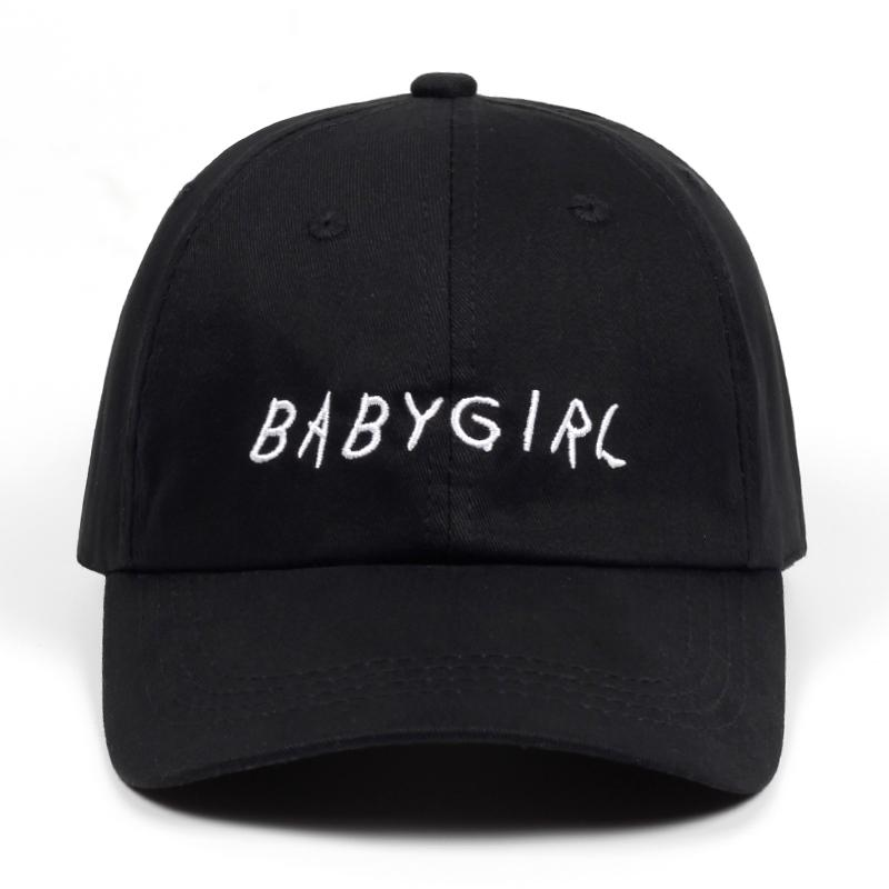 2018 Brand BABY GIRL Embroidery Dad Hat Fashion Style Vintage Art Dad Cap  Seasons Caps Meme Man Baseball Cap High Quality Cotton Newsboy Cap Trucker  Hat ... 91c319614e3