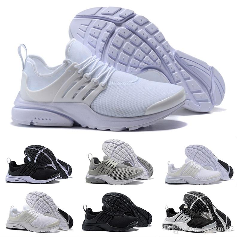 watch 0b029 5a86c ... gelb grün weiß laufschuhenike fußballschuhein f1b5e d8ccd  sale großhandel  2018 nike air presto ultra low designer shoes presto 5 br qs breathe schwarz
