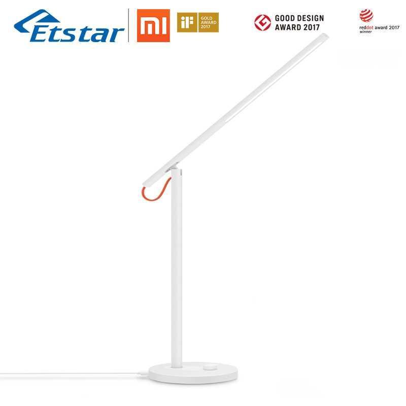 Pleasant English Version Xiaomi Mijia Smart Led Desk Lamp Table Lamps Desk Light Smart Phone App Remote Control 4 Lighting Modes Home Interior And Landscaping Elinuenasavecom