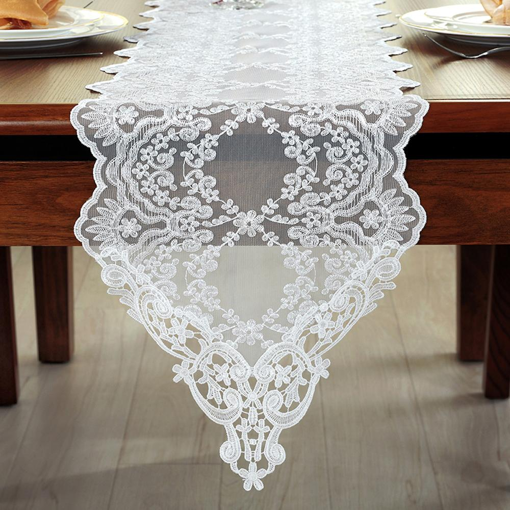 products hospitality square runner signature table runners